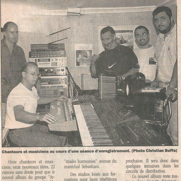 corse matin enregistrement testimone (1) 1997