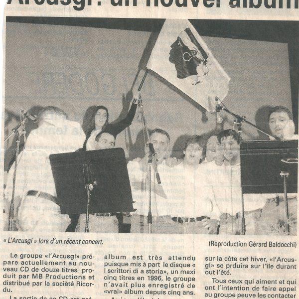 corse matin enregistrement testimone (4) 1997